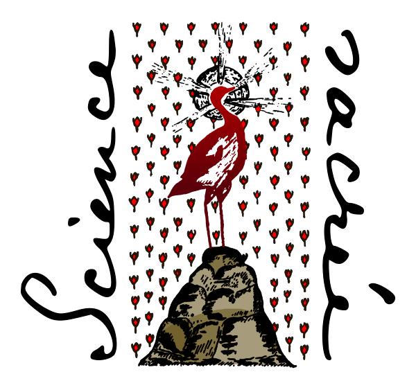 Logo Science sacrée